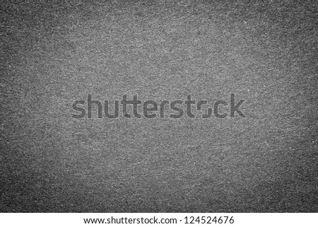Black and white paper texture background. - stock photo