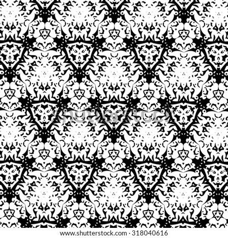 Black and white patterns. y
