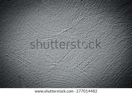 Black and white stone grunge background wall dirty texture - stock photo