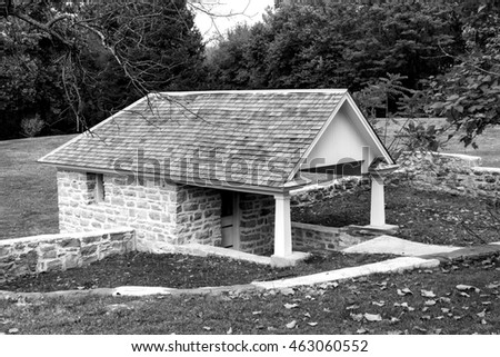 Stock Images Similar To Id 63007975 Old Stone Hut With
