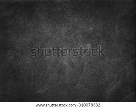 Black background. Blackboard. Grungy black texture background for multiple use - stock photo