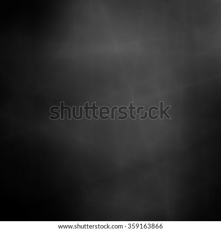 Black background illustration abstract template design - stock photo