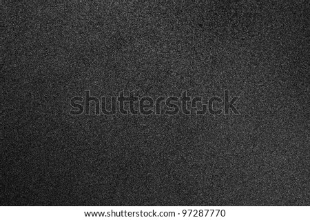 Black background or texture - stock photo
