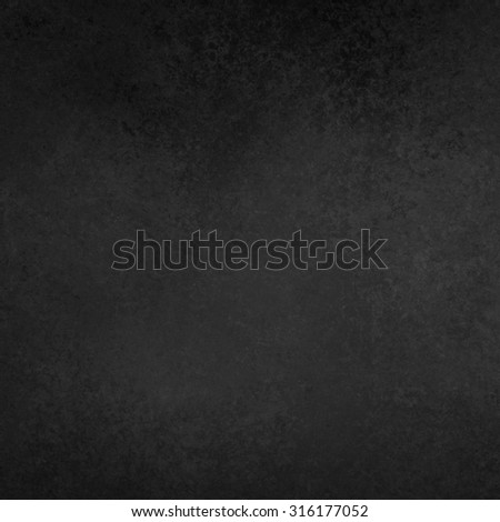 black background texture, old chalkboard texture illustration  - stock photo