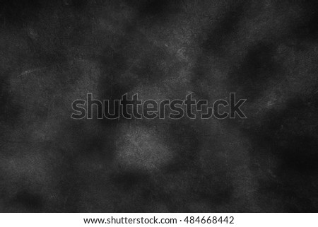 Black canvas abstract texture background