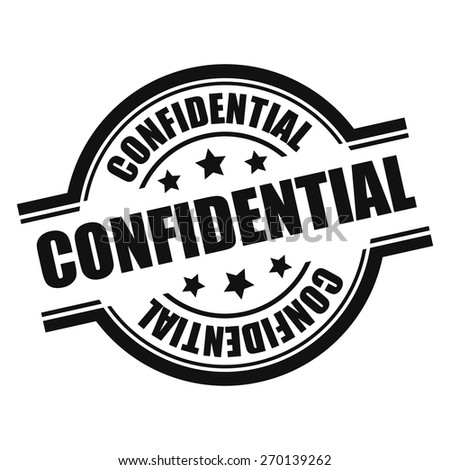 thebrandingcrew also pensation Surveys also Your Privacy Cloud  puting Report also Black Confidential St  Badge Label Sticker 270139262 together with 8832073. on data confidentiality policy
