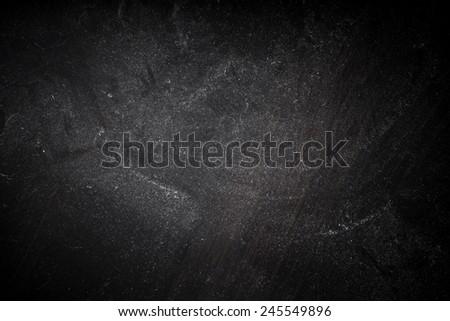 Black Dusty Background - stock photo