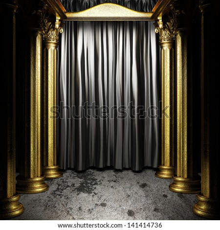 Curtains Ideas black theater curtains : Black Curtain Stock Images, Royalty-Free Images & Vectors ...