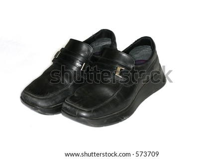 Black girls shoes