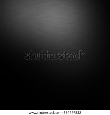black gradient background steel metal texture