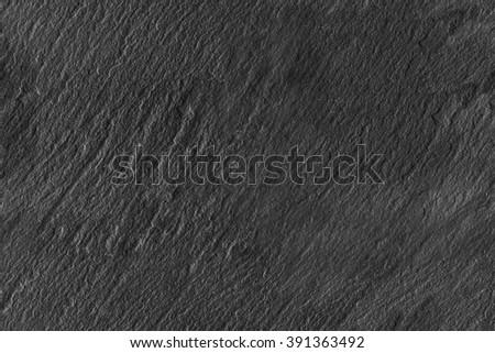 Black granite marble stone rock texture. Tiled.  - stock photo