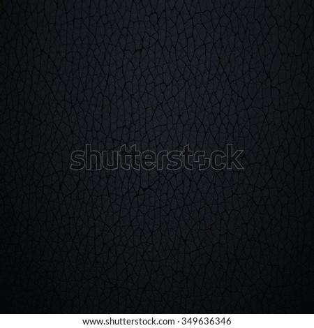 black grunge texture - abstract broken wall with many scratches surface - stock photo