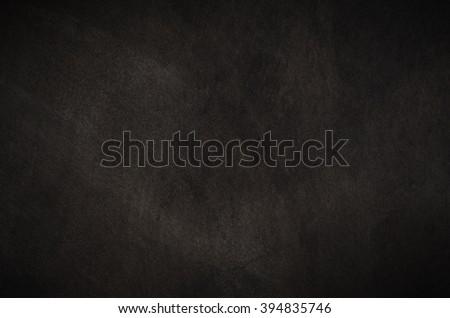 black leather texture. - stock photo