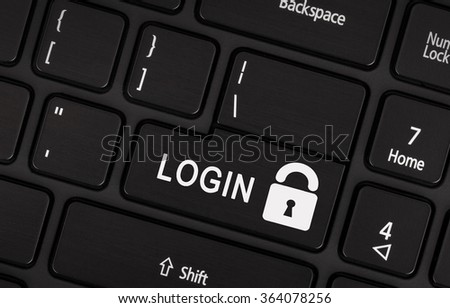 Login Stock Photos, Images, & Pictures | Shutterstock