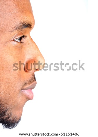 black man profile