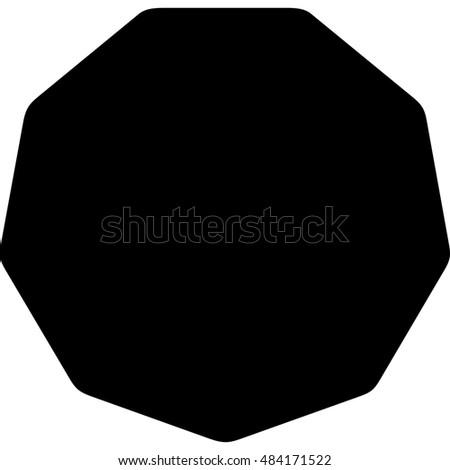 Nonagon Symbol Stock Photos, Royalty-Free Images & Vectors ...