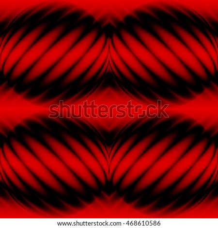 black- red  abstract background