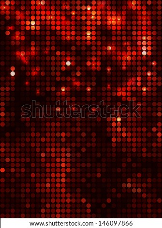 black red vector background vertical mosaic with light spots