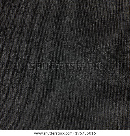 Black rough textured wall. Background.