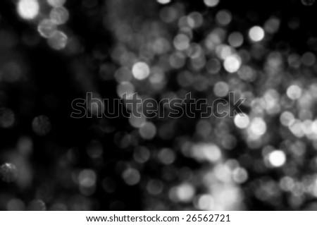 black spots - stock photo