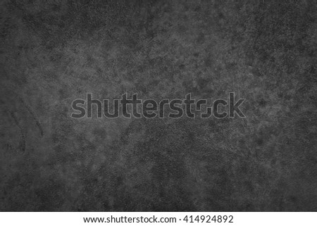 Black stone texture for background - stock photo