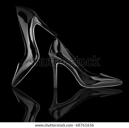 black  style - stock photo
