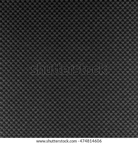black synthetic texture, Useful  as background for design-works