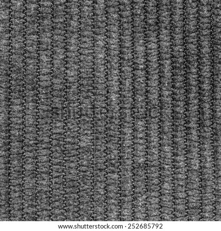 black textile texture closeup. Useful as background for design-works - stock photo