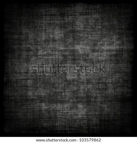 black texture background - stock photo