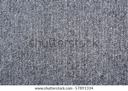 Black & White fabric - stock photo