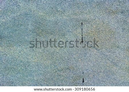 Black white gray granite wall as a background texture - stock photo