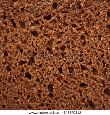 Black Whole-grain bread