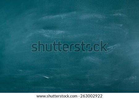 Blackboard, Green, Backgrounds. - stock photo