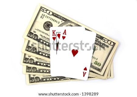 Blackjack and US Dollars
