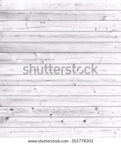 Blank empty wood surface background - stock photo