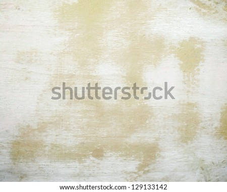 Blank old board background - stock photo