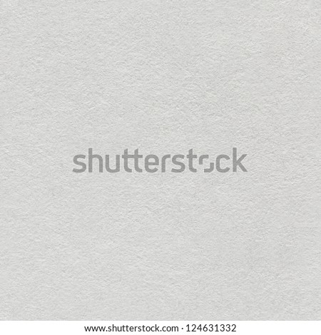 Blank paper rough surface seamless texture background, macro view - stock photo