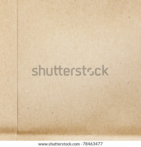 blank rough paper texture, background - stock photo