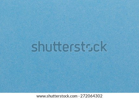 Blank sheet of blue paper texture blackground - stock photo