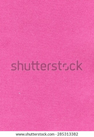 Blank sheet of pink paper useful as a background - stock photo