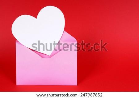 blank white heart shaped valentine card stock photo royalty free