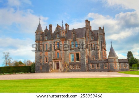 Blarney House Co. Cork - Ireland