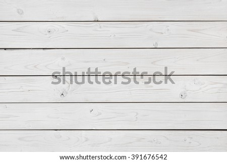 Bleached wooden planks wall abstract texture background - stock photo