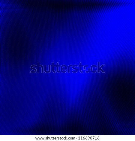 blue abstract background,  may use for modern high tech advertising - stock photo