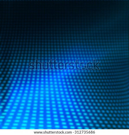 blue abstract background texture blur halftone pattern, may use for modern technology advertising - stock photo