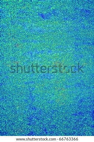 Blue abstract backround - stock photo