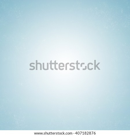 Blue abstract grunge background - stock photo
