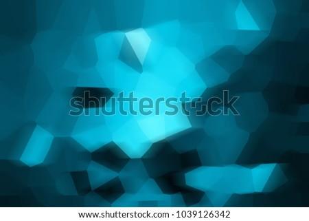 Blue Abstract Mosaic Background Spring Business Design Lines Broken Wallpaper Gradient