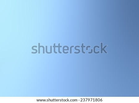 Blue Abstract Smooth textured background with special blur effect for wallpaper, poster, frame, backdrop, design.  - stock photo