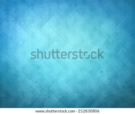 blue abstract zig zag pattern background with geometric angles and diagonal shapes, blue background with texture, blue graphic art design paper - stock photo